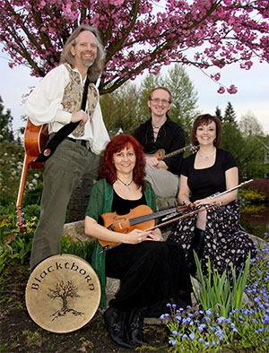 Blackthorn - Celtic folk group from Vancouver Canada