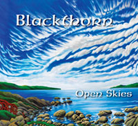Blackthorn Open Skies CD